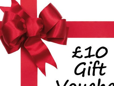 LEISURE WHEELS £10 Gift Voucher