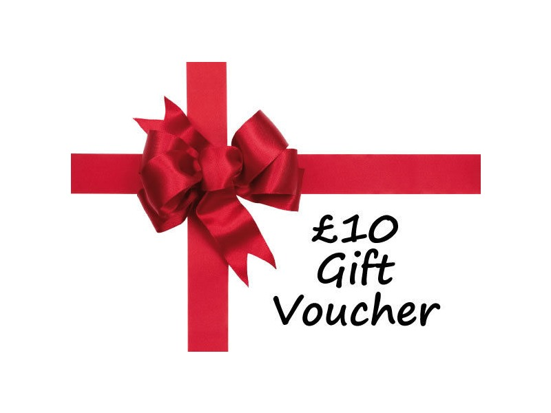 LEISURE WHEELS £10 Gift Voucher click to zoom image