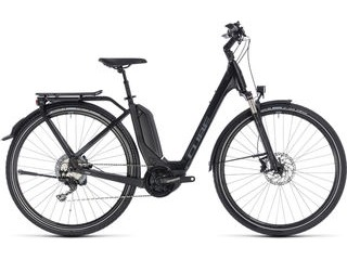 CUBE Touring Hybrid EXC 500 EE 46cm black/grey  click to zoom image