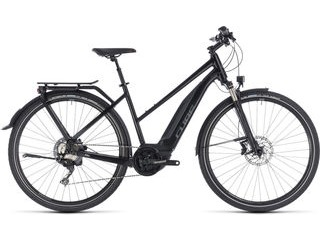 CUBE Touring Hybrid EXC 500 T 46cm black/grey  click to zoom image