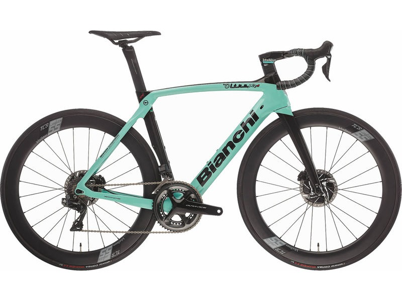 BIANCHI Oltre XR4 CV Disc - Dura Ace Di2 click to zoom image