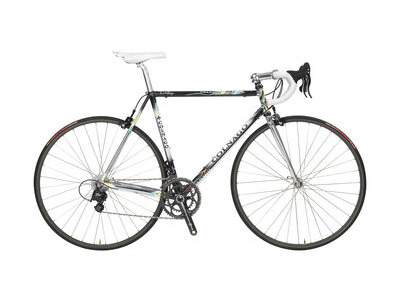 Colnago Master X-Light Frame Set Art Decor Black