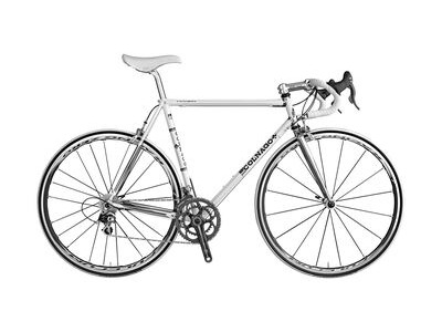 Colnago Master X-Light Frame Set White