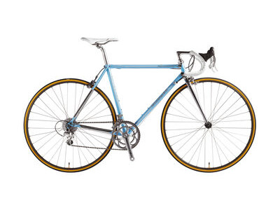 Colnago Master Arabesque Frame Set Light Blue