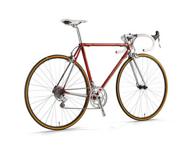 Colnago Master Arabesque Frame Set Red