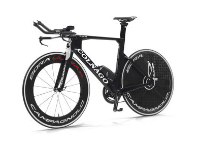 Colnago K One TT Frame Set Black