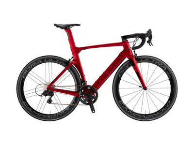 Colnago Concept Frame Set Satin Pearl Red