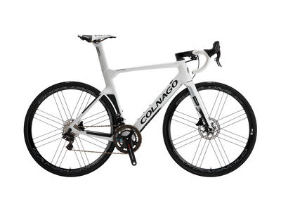 Colnago Concept Frame Set Gloss White & Black