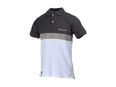Colnago Polo Shirt 2019 Grey & White