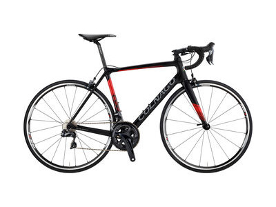 Colnago CLX Evo 2019 Frame Set CJRD, Black, Grey & Red