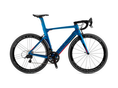 Colnago Concept Disc 2020 Frame Set NJBL, Satin Blue Red