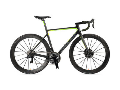 Colnago V3R-S 2020 Frame Set RZGR Carbon Green Yellow