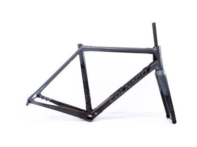 Colnago C64 Disc Int Custom Frameset 2020 CGRBK, Matte Grey & Black 52S