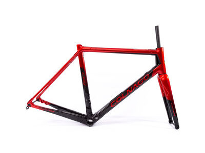 Colnago C64 Disc Int Custom Frameset 2020 CRDBK, Gloss Red & Gloss Black 54S