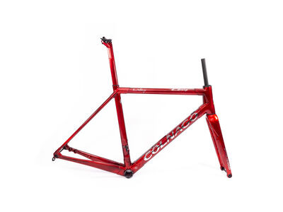 Colnago Colnago C64 2020 Carbon Road Frameset Gloss Frozen Red