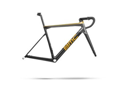BMC Teammachine SLR01 Module (Disc) 2020 Carbon & Gold