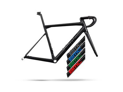 BMC Teammachine SLR01 Module (Disc) 2020: Stealth (With Sticker Set)