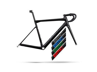 BMC Teammachine SLR01 Module (Rim) 2020 Stealth (With Sticker Set)