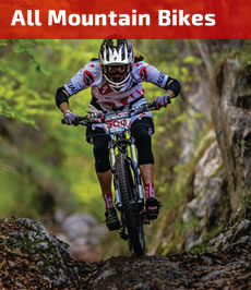 All Mountain Bikes